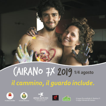 Cairano 7X 2019 il cammino, il guardo include.
