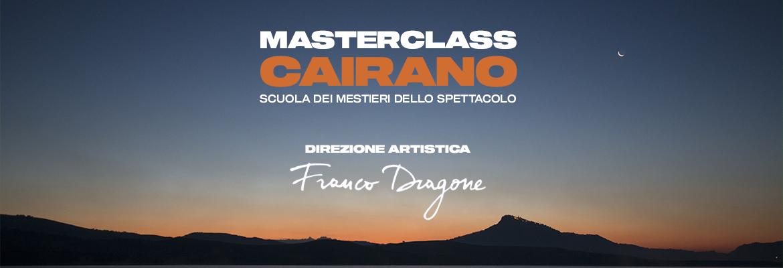 Masterclass  Cairano 2019