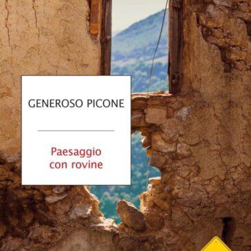 Paesaggio con rovine di Generoso Picone